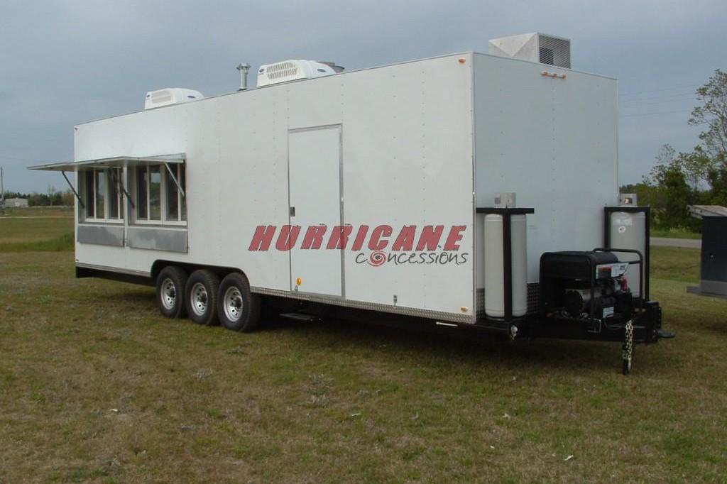 8x30 Mobile Kitchen Unit 1