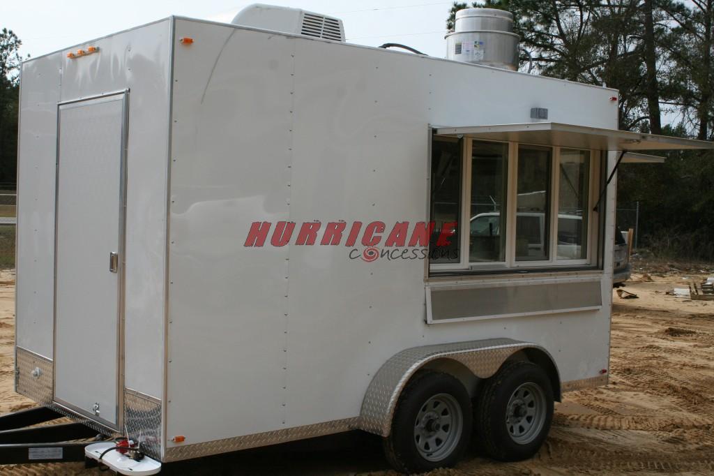 7x13 Mini Donut Hurricane Concessions