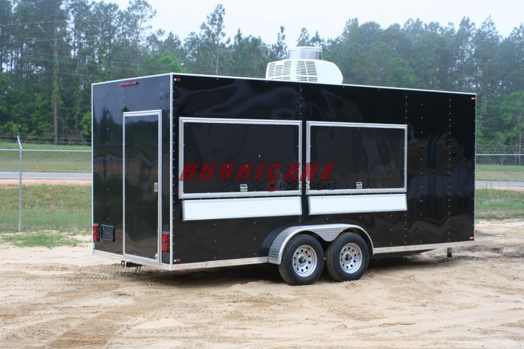 Concession Trailers Hurricane Concessions