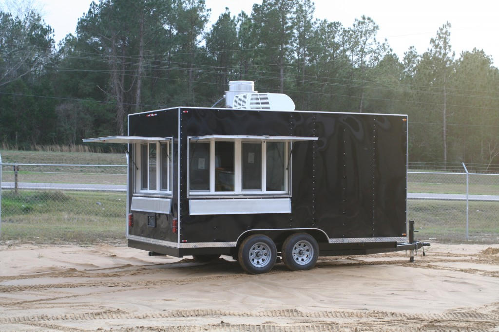 MOBILE KITCHENS Hurricane Concessions